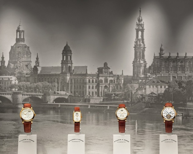 A. Lange & Söhne Celebrates 20th Anniversary of its First Collection of Timepieces[1]
